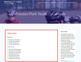 ppycc.org.uk screenshot