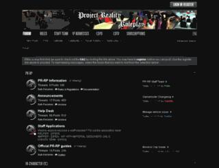 pr-rp.com screenshot