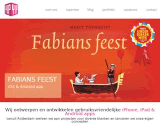 pr3.org screenshot