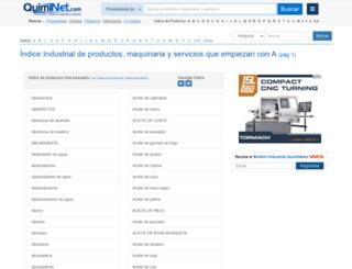 pr68.quiminet.com screenshot