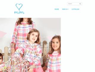 pra-mim.com screenshot