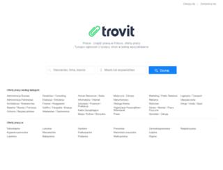 praca.trovit.pl screenshot
