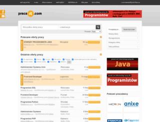 pracait.com screenshot