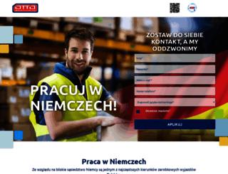 pracaniemcy.net.pl screenshot
