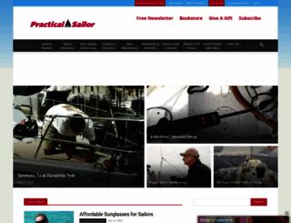 practical-sailor.com screenshot