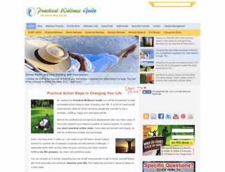 practical-wellness-guide.com screenshot
