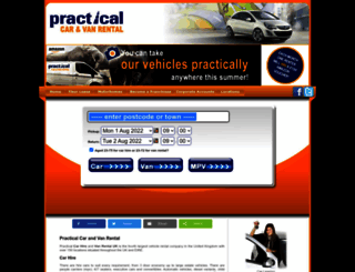 practical.co.uk screenshot