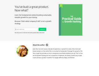 practicalgrowth.co screenshot