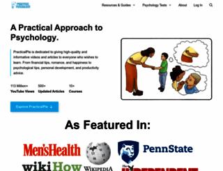 practicalpie.com screenshot