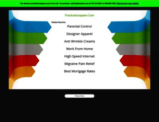 practicalscrappers.com screenshot