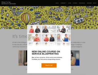 practicalservicedesign.com screenshot