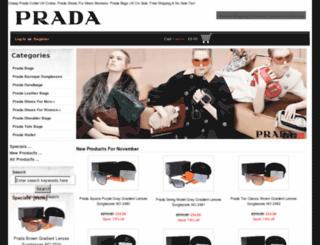 prada-2u.co.uk screenshot