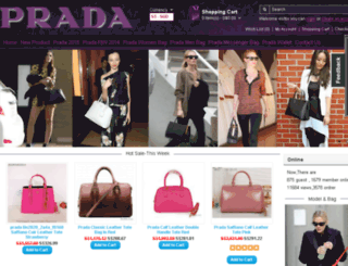 prada-singapore.net screenshot