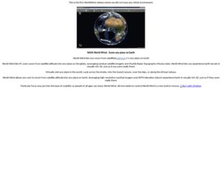 pradanet.net screenshot
