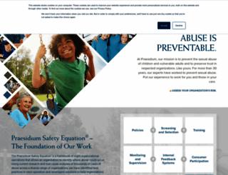 praesidiuminc.com screenshot