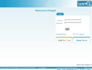 pragatienthrall.cloudapp.net screenshot