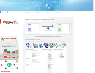 pragma5.com screenshot