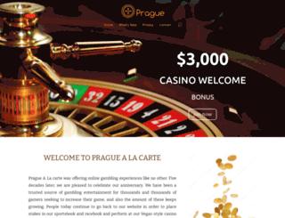praguealacarte.com screenshot