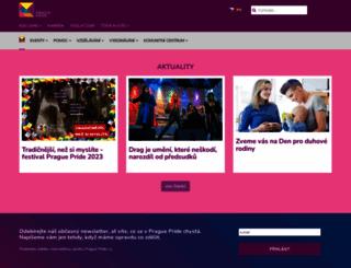 praguepride.com screenshot