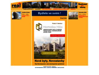 praha-byty.cz screenshot