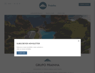 prainha.net screenshot