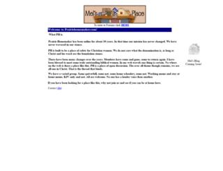 prairiehomemaker.com screenshot