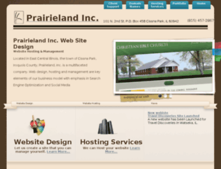 prairielandinc.com screenshot