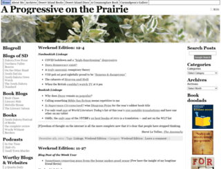 prairieprogressive.com screenshot