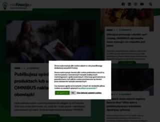 prakreacja.pl screenshot