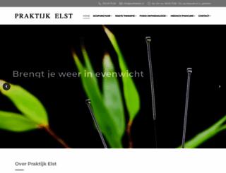 praktijkelst.nl screenshot