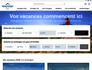 pralognan.labellemontagne.com screenshot