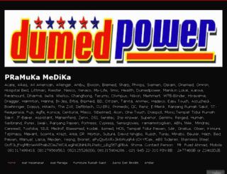 pramukamedika.wordpress.com screenshot