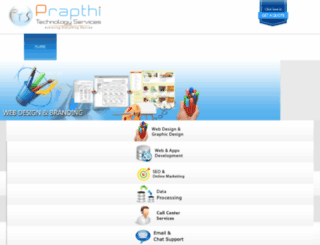 prapthi.com screenshot