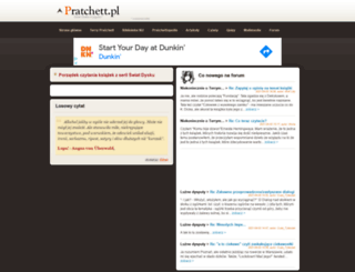 pratchett.pl screenshot