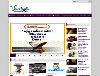 pratikbilgievi.com screenshot