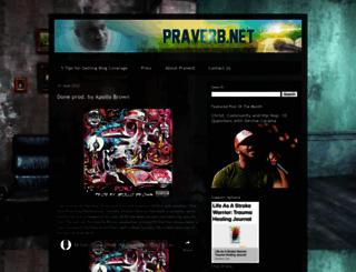 praverb.blogspot.com screenshot