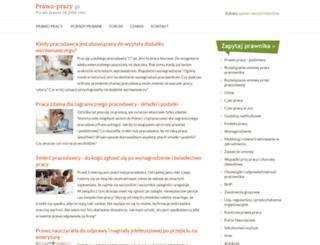 prawo-pracy.pl screenshot