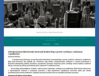 prawocywilne.wordpress.com screenshot
