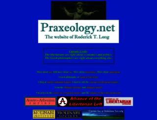 praxeology.net screenshot