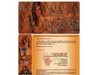 praxiweb65.net screenshot