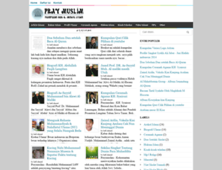 praymuslim.blogspot.sg screenshot
