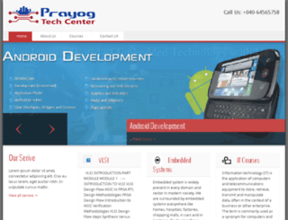prayogtech.co.in screenshot