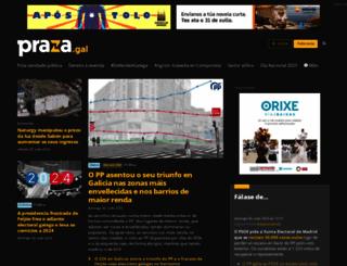 praza.com screenshot