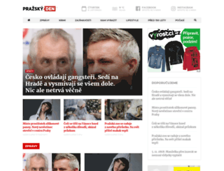 prazskyzurnal.cz screenshot