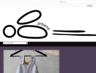 prbiene.de screenshot