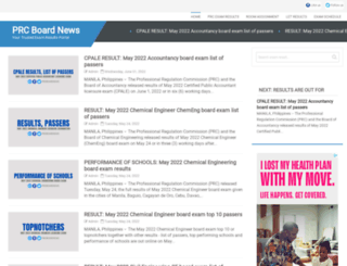 prcboardnews.com screenshot