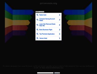 prcvenezia.org screenshot