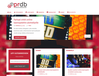 prdb.biz screenshot