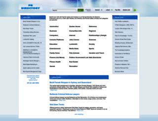prdirectory.com.ar screenshot