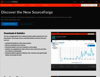 prdownloads.sourceforge.net screenshot